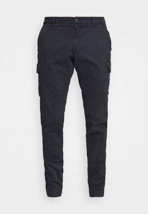 CHILE - Cargo trousers - dark blue