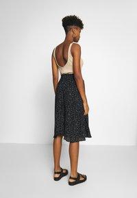 Kaporal - BASMA - A-line skirt - black - 2