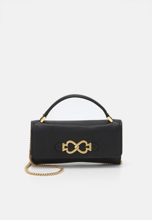 TOUJOURS TOP HANDLE CROSSBODY - Kabelka - black
