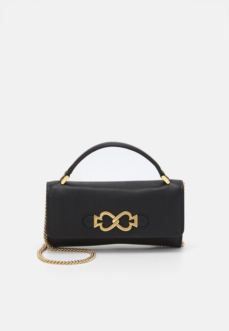 kate spade new york - TOUJOURS TOP HANDLE CROSSBODY - Handbag - black