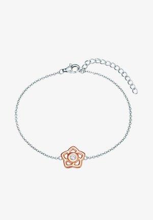 Armband - silber/roségold