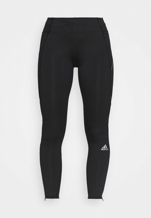HOW WE DO - Leggings - black/grey six