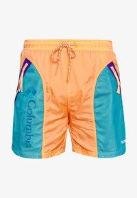 Columbia - RIPTIDE™ SHORT - Pantalones montañeros cortos - brigt nectar - 6