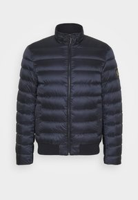 CIRCUIT JACKET - Down jacket - dark ink