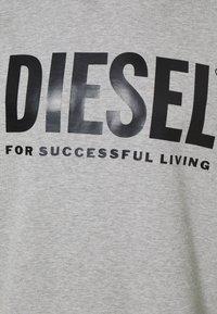 Diesel - HOOD DIVISION LOGO - Hoodie - grey - 2