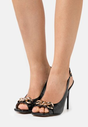 KERRI - Sandals - black