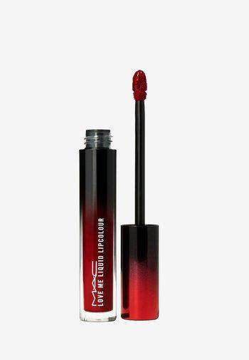 LOVE ME LIQUID LIPCOLOUR - Liquid lipstick - e for effortless