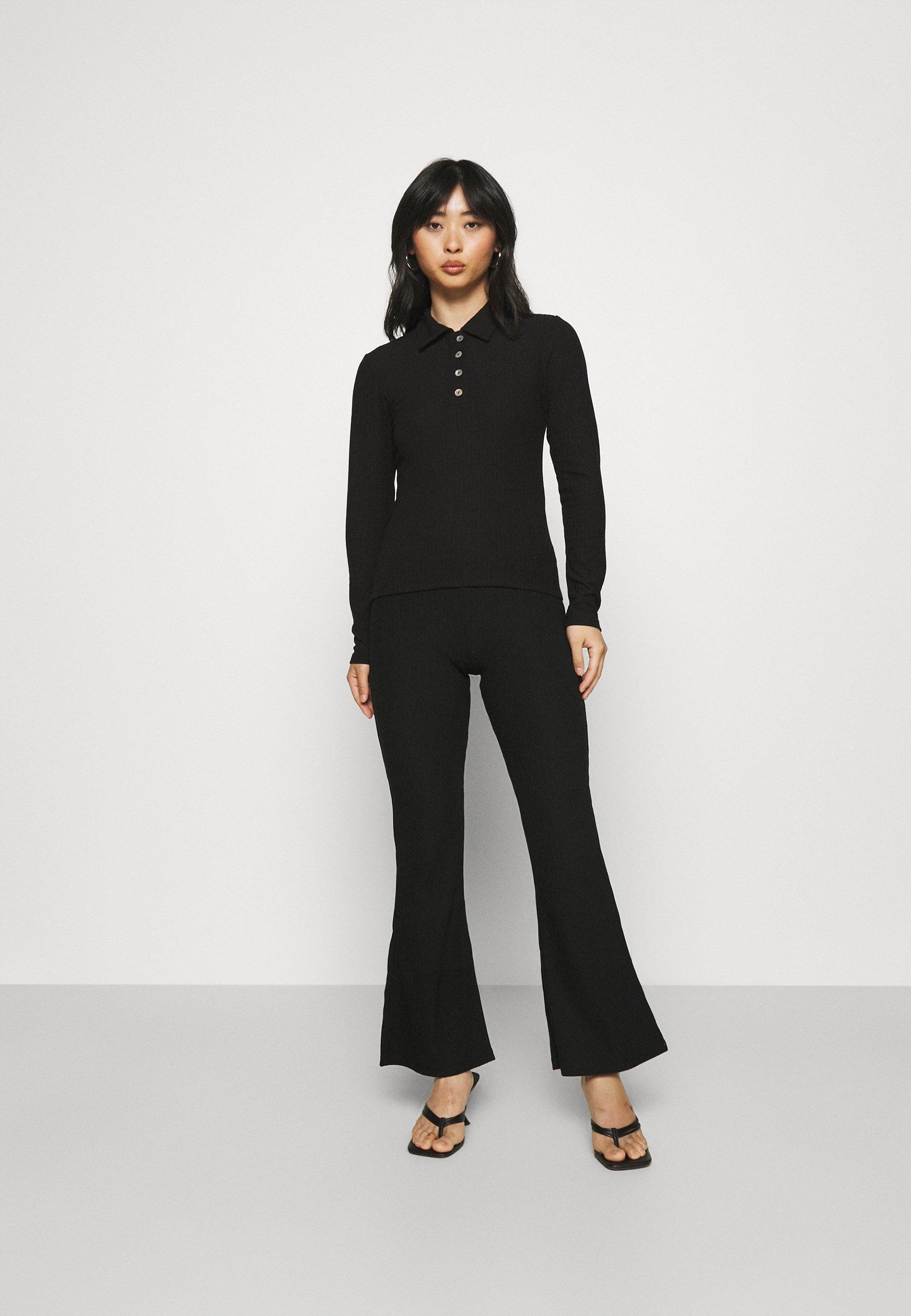 Women ONLNELLA PANT SET - Trousers