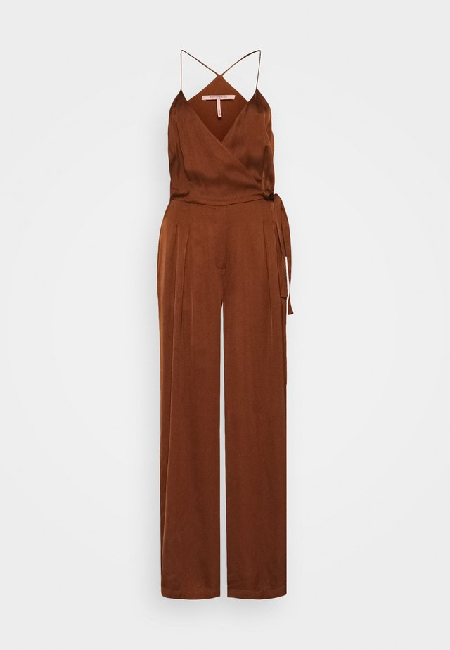 ALL IN ONE  - Jumpsuit - sienna