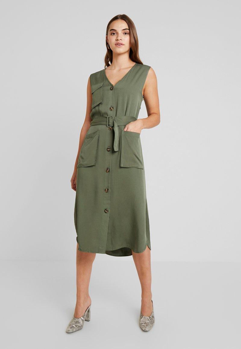 Moves - AURELI - Maxi dress - dusty green