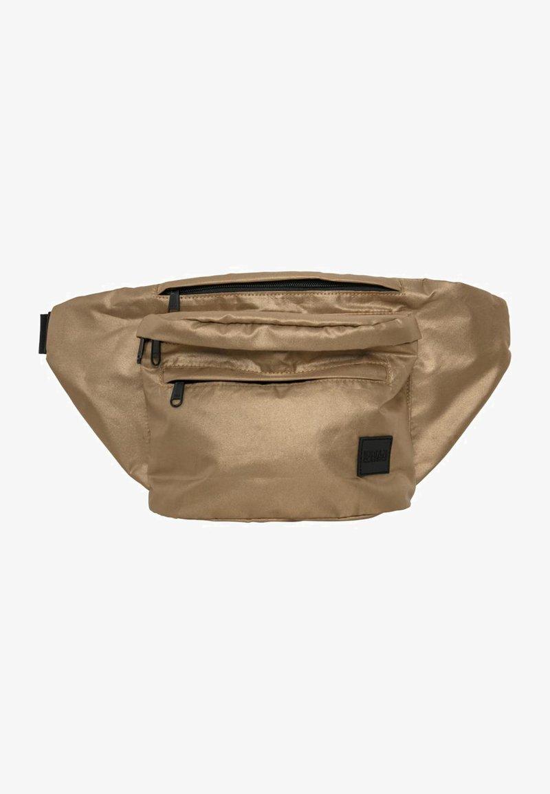 Urban Classics - Bum bag - gold