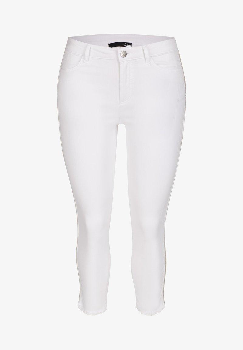 LeComte - BLUE PRINT - Slim fit jeans - weiss