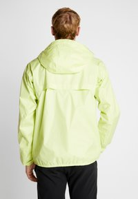 Helly Hansen - BELFAST PACKABLE JACKET - Impermeable - sunny lime - 2