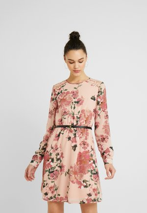 VMSUNILLE SHORT DRESS - Day dress - misty rose/sunilla