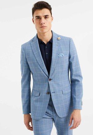 Blazer jacket - greyish blue