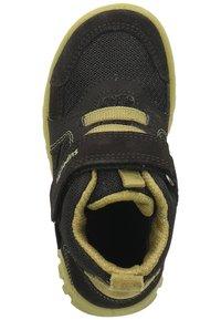 Superfit - Baby shoes - schwarz/grün - 1