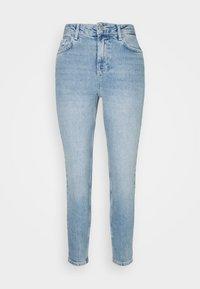 PCLEAH MOM - Jeans Skinny Fit - light blue denim