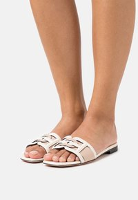 Bally - PEONI  - Pantofle - bone - 0