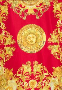 Versace Jeans Couture - PRINT BAROQUE - Summer jacket - red - 2