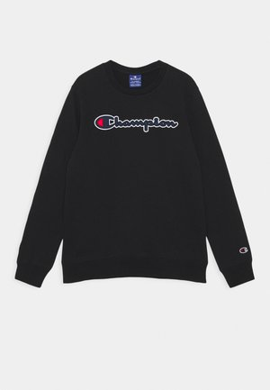LOGO CREWNECK UNISEX - Sweater - black