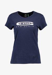 GRAPHIC  - Camiseta estampada - sartho blue