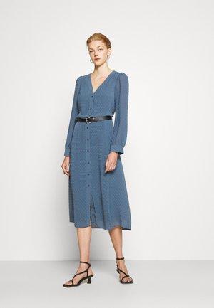 CRINKLE DOTS KATE - Vestito estivo - blue