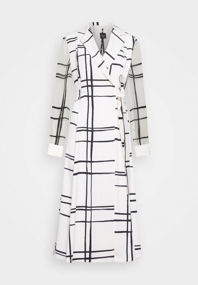 EFFIGE - Robe chemise - bianco