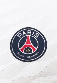 Nike Performance - PARIS ST. GERMAIN ELITE - Långärmad tröja - white/midnight navy - 5