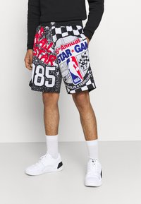 Mitchell & Ness - NBA ALL STAR ALL STAR  - Sports shorts - black - 0