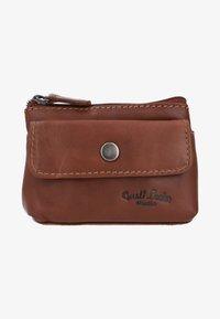 Gusti Leder - SASCHA - Key holder - dark brown - 1