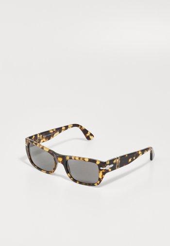 UNISEX - Sunglasses - brown/tortoise beige