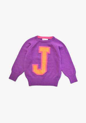 LOUIS - Jumper - purple