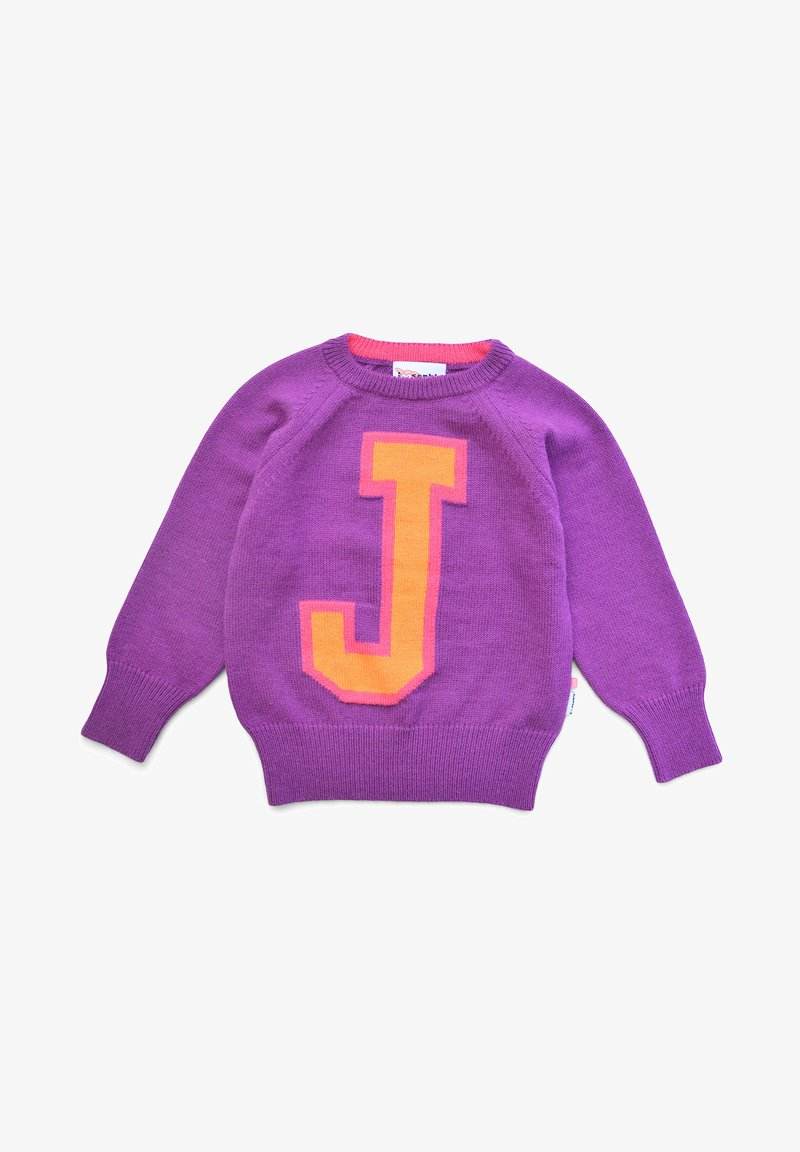 jooseph's - LOUIS - Jumper - purple