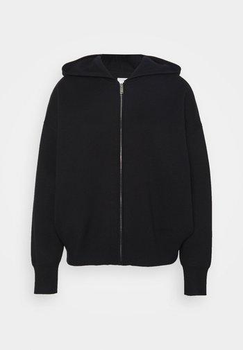 CAPRI - Zip-up sweatshirt - marine