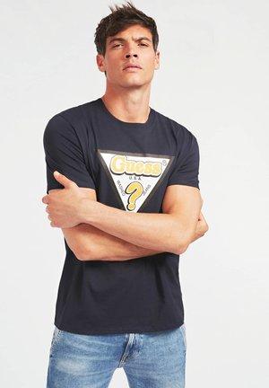 STICKY - T-shirt z nadrukiem - blauw