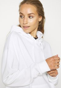 Even&Odd - BASIC - Oversize Hoodie - Hoodie - white - 3