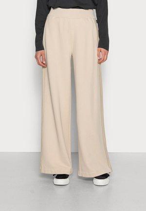 WOMAN PANTS - Trainingsbroek - beige