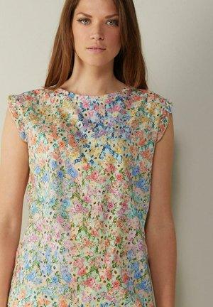 SUPIMA - Pyjama top - floral print