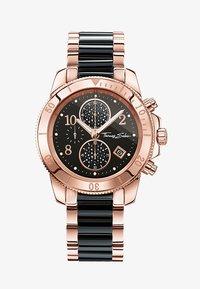 THOMAS SABO - Chronograph watch - rosegold-coloured/black - 1