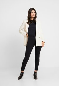 comma - HOSE - Trousers - black - 2