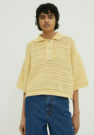 ANAYA - Polo shirt - beige