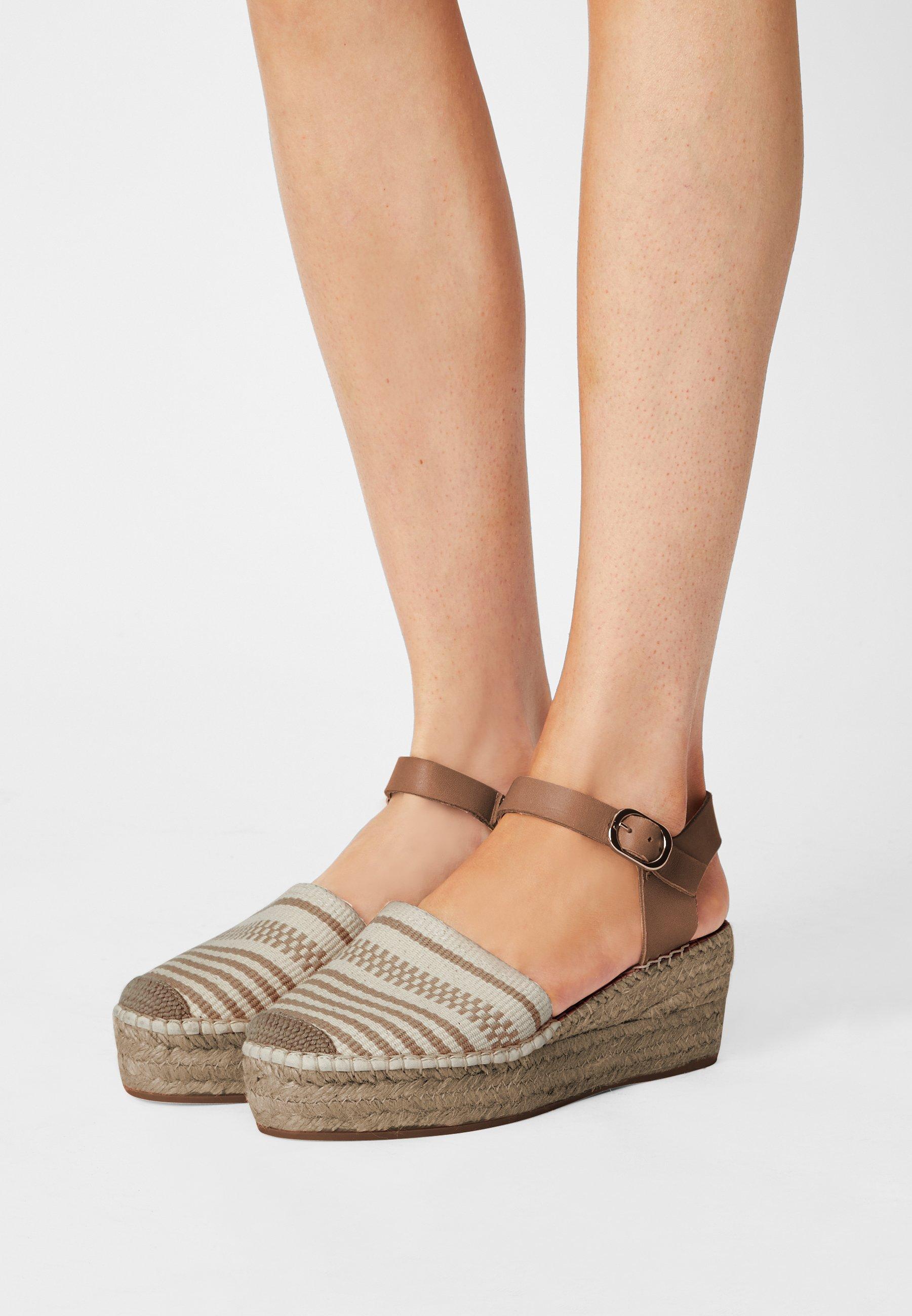 Women JAVAR - Platform sandals