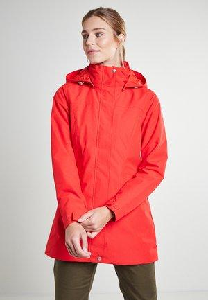 EP ALICEVILLE - Winter coat - korallenrot