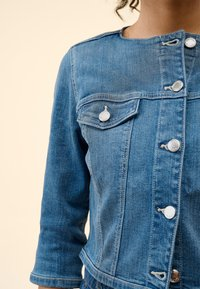 ORSAY - KURZE - Denim jacket - mid stoned - 2