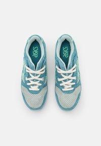ASICS SportStyle - GEL-LYTE III UNISEX - Zapatillas - misty pine/seafoam - 3