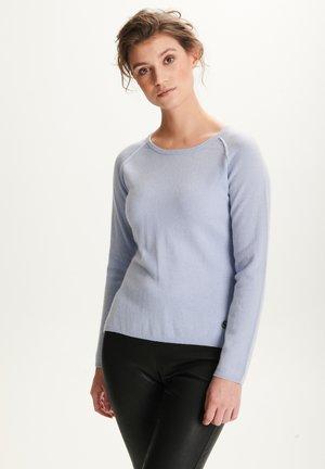 MARIE - Jumper - light blue