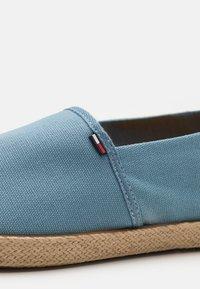 Tommy Jeans - ESSENTIAL  - Espadrillot - vintage denim - 5