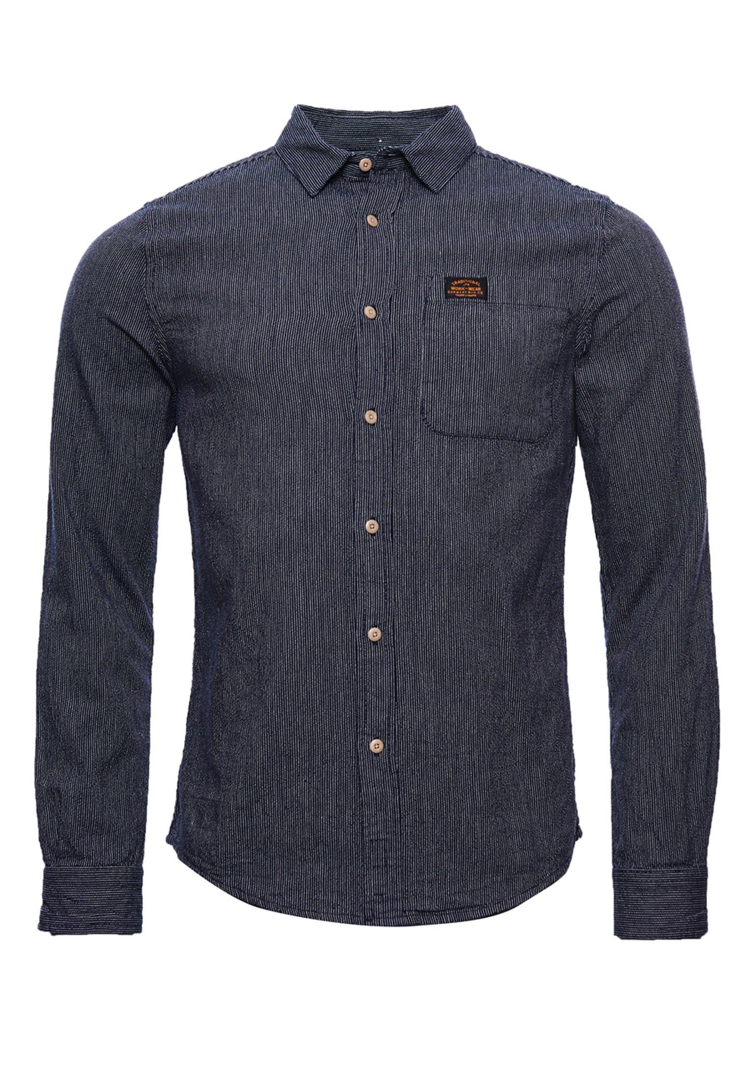 Superdry Hemden für Herren versandkostenfrei online   ZALANDO