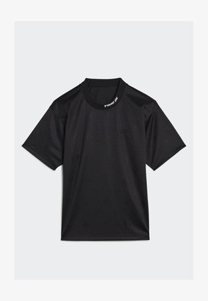 NINJA TEE - T-shirts med print - black