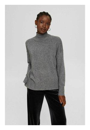 Sweatshirt - new medium grey
